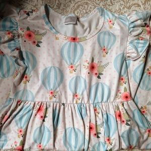 Boutique dress 7 8 girls tunic top medium